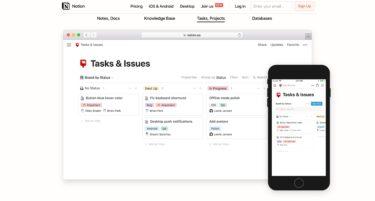 Notion【メモアプリ】 メモ・タスク管理・情報整理これ1つですべて完結
